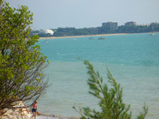 Things to do in Darwin should include a visit to East Point Reserve